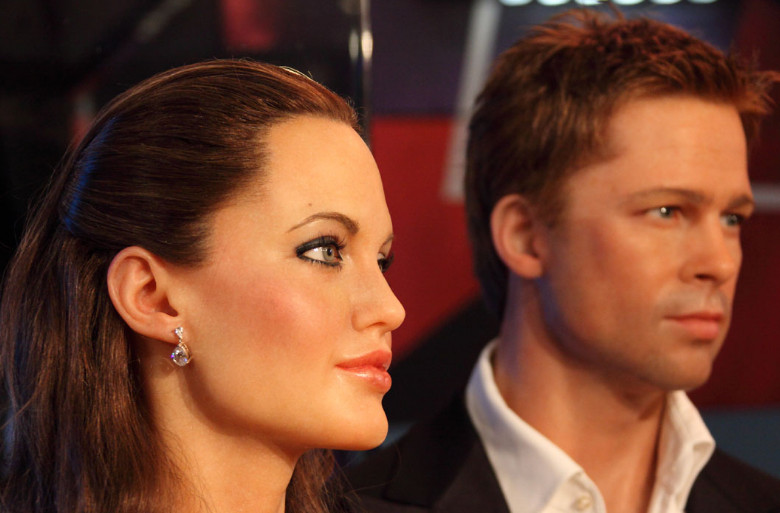 angelina and brad pitt divorce